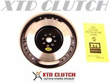 XTD 10LBS CHROME-MOLY RACING CLUTCH FLYWHEEL B16 B17 B18 B20