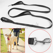 3 Handle Dog Training/Walking Lead Padded Handle Long/Short/Close Control Leash