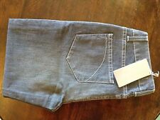 Superfine blue womens skinny jeans 25' 33L