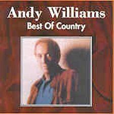 Best of Country by Andy Williams (CD, Sep-1999, Curb)