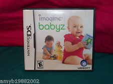 Imagine: Babyz (Nintendo DS, 2007) EUC