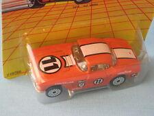 MATCHBOX 1962 CORVETTE incontrato ARANCIONE corpo superveloce RUOTE GIOCATTOLO MODELLO BP auto