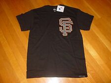 Official MLB San Francisco GIANTS Majestic T-Shirt  NEW  TAGS    sz..   LARGE