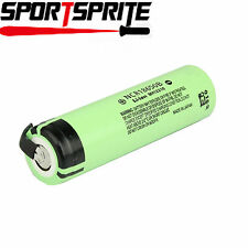 1PC Panasonic 18650 3.7V 3400mAh Rechargeable Battery Flashlight Laptop Camera