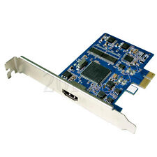 PCI-E HDMI Input Video Capture Card Grabber 1080P 23HZ F Win8 Win10 Blu-Ray HW