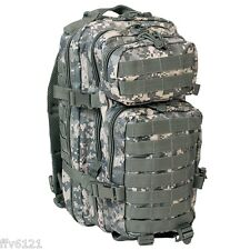 US ACU 3 Day Assault II Pack Army Rucksack US AT Digital 50 Liter