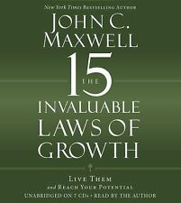 3 CD How Successful People Grow :15 Ways to Get Ahead in Life John Maxwell