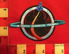 """NASA PATCH ~ STS-114 SPACE SHUTTLE DISCOVERY 6"""" COLLINS KELLY LAWRENCE CAMARDA"""