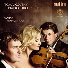 Piano Trio Op. 50, P.I. Tchaikovsky, New Super Audio CD - DSD