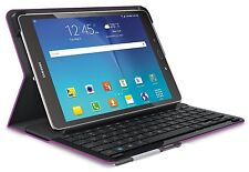 Logitech Type-S Keyboard Case for Samsung Galaxy Tab A 9.7, Purple 920-007604 US