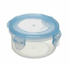 KitchenCraft  Pure Seal round Storage Container - 240ml Clip