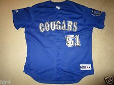 Smcc South Mountain Community College #51 Baseball Game Worn Jersey XL