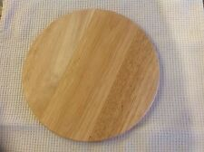 Wooden Cheese Or Chopping Board Round
