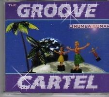 (CX603) The Groove Cartel, Rumba Lunar - 1998 CD