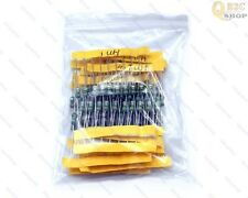 10 value total 100pcs DIP Inductor Assorted Kit 1uH to 47uH 0.5W 0410