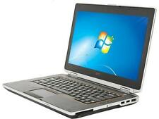 "DELL Laptop E6420 i5 2.3 GHz 4GB 128GB SSD 14"" Windows 7 Pro NE5-0034 DVD-RW"