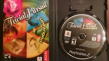 Trivial Pursuit Unhinged PlayStation 2 PS2 2004