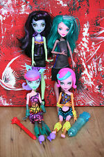 Create a monster colección entregándosela Creepy laboratorio muñeca Doll Monster High