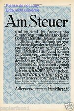 Adler Werke Frankfurt Reklame von 1927 Werbung ad Adlerwerke Kleyer