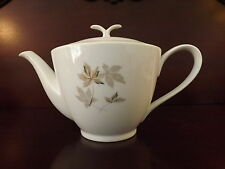 NORITAKE 6323 AUTUMGLORY TEA POT - As New