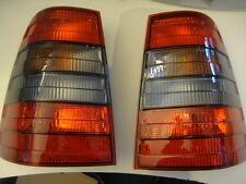 Mercedes Benz W 124 T  Kombi AMG Ulo Heckleuchten original neu in schwarz- rot