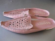 Spitze Pumps Schuhe Slipper Orientalisch, Leder Innen und Außen Gr. 36 NEU