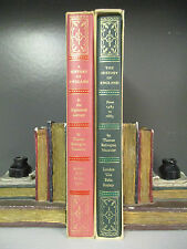 Thomas Babington Macaulay - History Of England - FOLIO SOCIETY - 2 Books(ID:471)