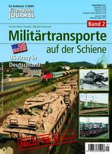 Ferrocarril Journal-militärtransporte en el ferrocarril 2