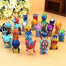 24 x Slugterra Elemental Slugs Toys Slug Terra Action Figure Doll S Cartoon Set