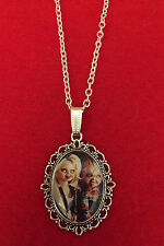 Tiffany e Chucky da sposa di Chucky/Childs Play HORROR CAMEO Collana