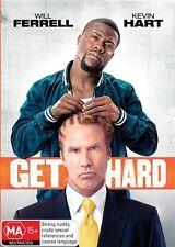 Get Hard (DVD, 2015) kevin hart (Region 4)