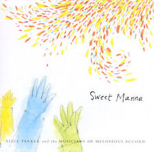 Melodious Accord Sweet Manna CD