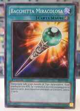 Yu Gi Oh Carta Magia STARFOIL ITALIANO SP13-IT032 BACCHETTA MIRACOLOSA ITA IT
