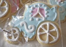 "5"" Princess/Cinderella Carriage Tinplated Steel Cookie Cutter"