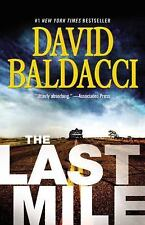 NEW - The Last Mile (Amos Decker series) by Baldacci, David