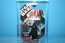 STAR WARS 08 TAC 30TH ANNIVERS AFA GRADED MINT ON CARD SHADOW GUARD 8.5 FIGURE