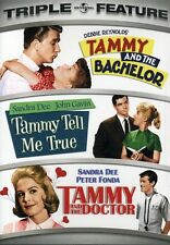 Tammy and the Bachelor/Tammy Tell Me True/Tammy and  (2008, REGION 1 DVD New) WS