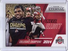 2016 Panini Eternal Ezekiel Elliott Ohio State 2014 Champions - Only 154 made!