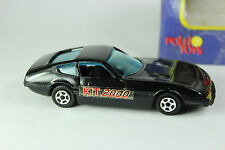Vintage KNIGHT RIDER KITT Pontiac Trans Am car DIE CAST 1:43 POLFI TOYS GREECE