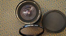 vivitar 19mm f1:3.8 wide angle canon fd mount Japan made ref 99125915 AE1 AE1_p