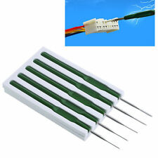 5X Car Wire Terminal Socket Pin Titanium Alloy Removal Maintenance Dismount Tool