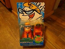 2000 TRENDMASTERS--DEXTER'S LABORATORY BIRD SHIP FIGURE (NEW)