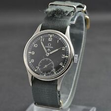 Omega WWW military issued watch. Dirty dozen