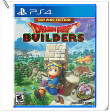PS4 Dragon Quest Builders ENG / JAP / 勇者鬥惡龍 創世小玩家 中文 SONY Games Enix Action
