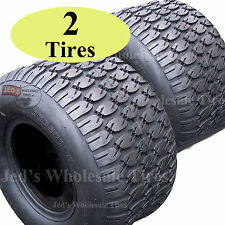 TWO 18x9.50-8 TIREs for Zero Turn Riding Lawn Mower Garden Tractor Go kart 4ply