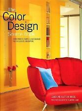 The Color Design Source Book: Using Fabrics, Paints & Accessories for Successful