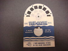 Sawyer's Viewmaster Reel,1947,Basle Switzerland,2025,Rhine From Munster,Old Hous