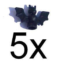 Lego 5x black Bat (30103) black Bat New Bats in black Animal