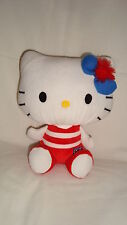 PELUCHE PLUSH HELLO KITTY SANRIO 2010 (23x19cm)