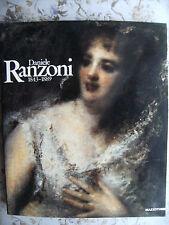 DANIELE RANZONI (1843-1889) - A CURA DI ANNIE PAULE QUINSAC